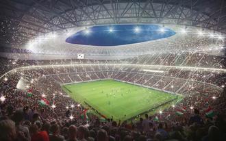 2018-ra épülhet fel az új Puskás Stadion
