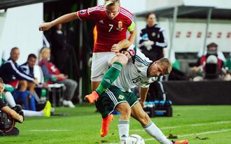 Magyarország - Észak-Írország