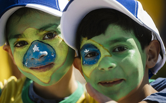 A világbajnokság első napja képekben