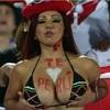 A világbajnokság legszebb szurkolócsajai -  galéria
