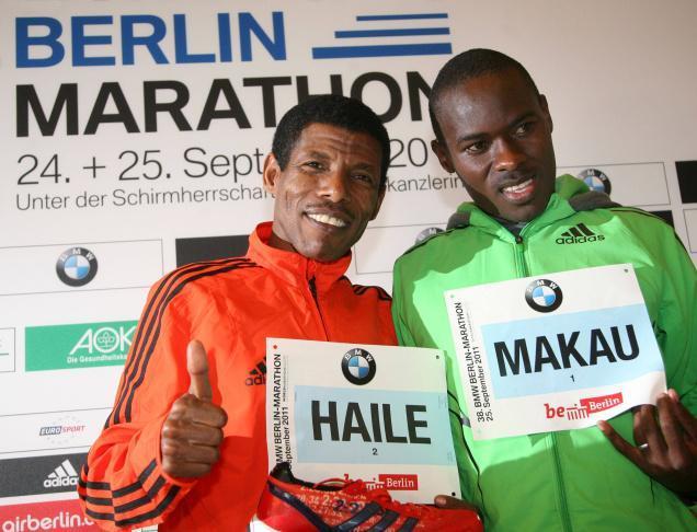 Gebra és Makau az utóbbi években futottak már világrekordot a maratoni távon - Fotó:AFP