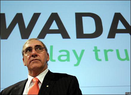John Fahey aggódva tekint a jövőbe, a gondok csak sokasodnak dopping-fronton - Fotó: AFP