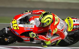 Megpróbáljuk tisztességgel befejezni a szezont - Valentino Rossi