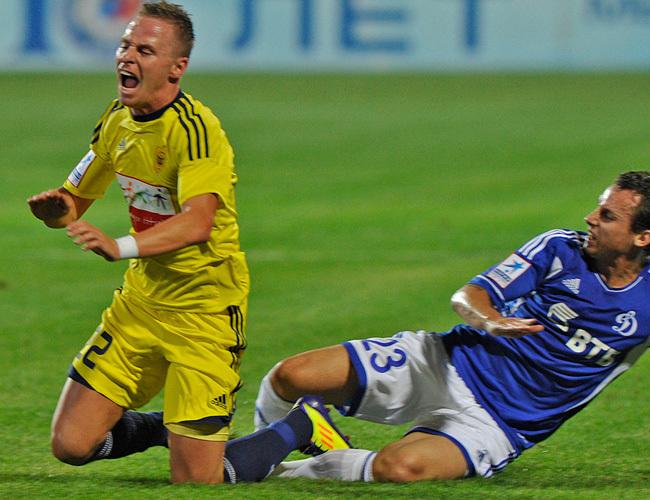 Dzsudzsák itt még a Dinamo ellen harcolt - Fotó: AFP