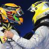 Rosberg vezet, de már Hamilton a nyeregben - beharangozó