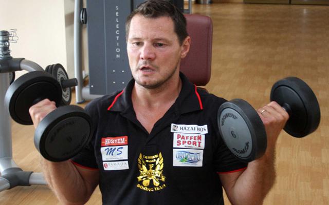 """Hiába a jó forma, """"Madár"""" vélhetően az olimpián így sem szárnyalhat már pályafutása során - Fotó: zsolterdei.com"""