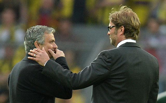 A két edző ezúttal is unalomba fullasztja a Liverpool-Manchester United rangadót?