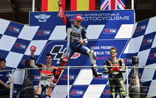 Lorenzo simán győzött Olaszországban