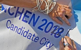 A lakosság dönthet a 2022-es müncheni olimpiai pályázatról