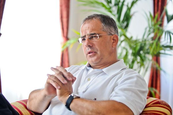 Kósa Lajos szerint a játékoseladásokból komoly bevételeket szerez a klub - Fotó: haon.hu