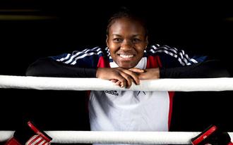 A női box első olimpiai bajnoka Keszthelyen is remekelt