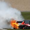 Nagy a baj Bianchival, a legrosszabbtól rettegnek az F1-esek