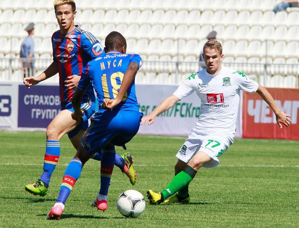 Koman Vladimir a tavalyi szezonban 26 bajnokin jutott szóhoz a Krasznodar színeiben