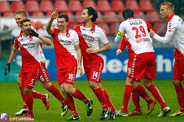 Az Utrech futballistái most kárpótolhatják szurkolóikat. - Fotó: www.asianfootballfeast.com