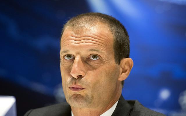 Allegri kicsit félti csapatát a PSV-től - Fotó: AFP