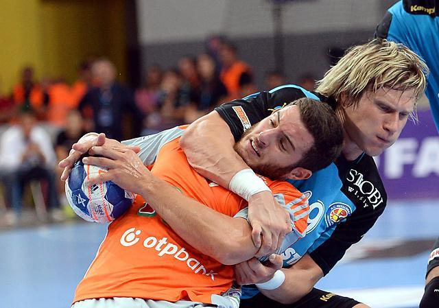 Nem élte túl a Metalurg szorongatását a Pick Szeged - Fotó: NSO