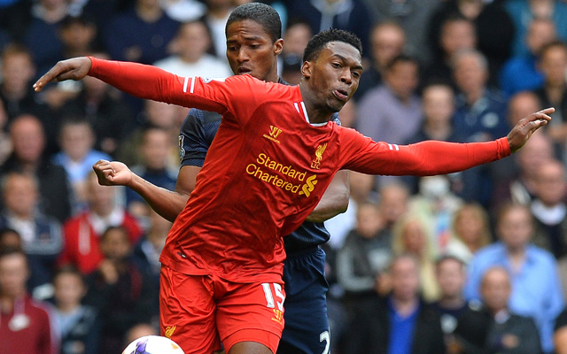 Minek ide Suárez? Sturridge-nak három győzelmet köszönhet a Liverpool - Fotó: AFP