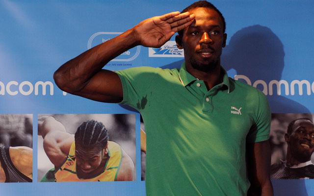 Bolt úgy érzi, vannak még feladatai - Fotó: AFP