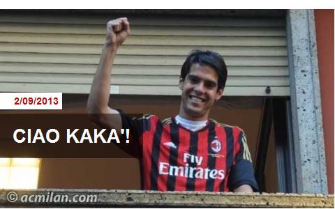 Milánóban nagyon örülnek Kakának, de használni is tudják majd?