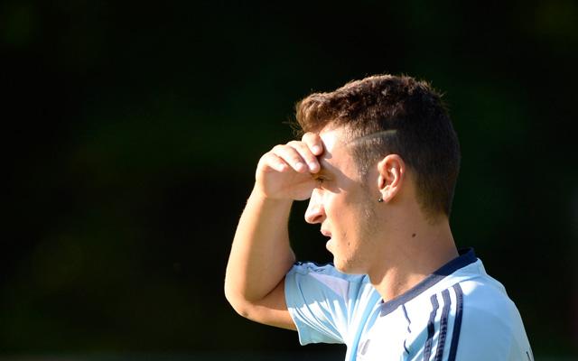 A Tottenhamnek nem tetszett az Özil-transzfer