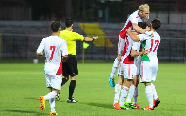 A szünet utáni játék hozott sikert - Fotó: mlsz.hu