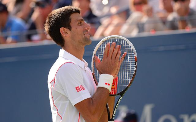 Djokovics mentálisan jóval erősebb volt - Fotó: AFP