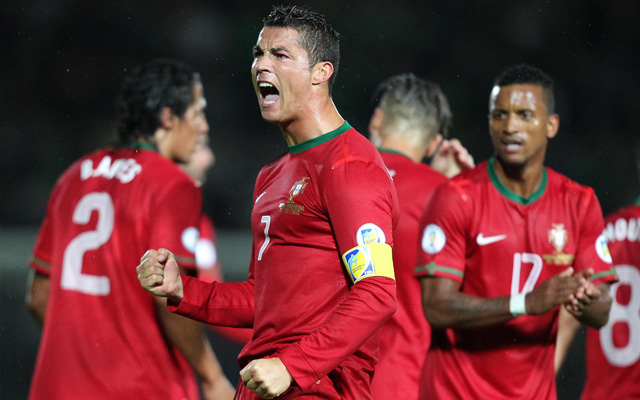 Ronaldo játékát nem kockáztatják - Fotó: AFP