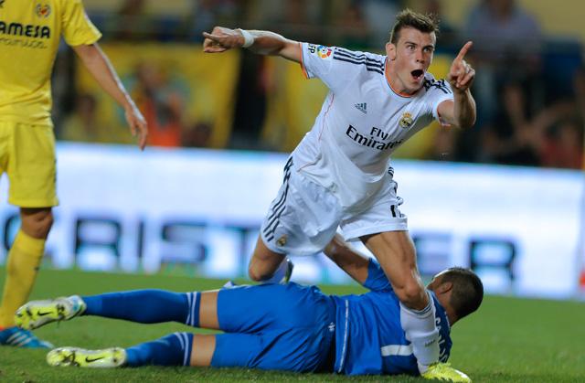 Álomrajt, Bale góllal debütált a Real Madridban - fotó: AFP