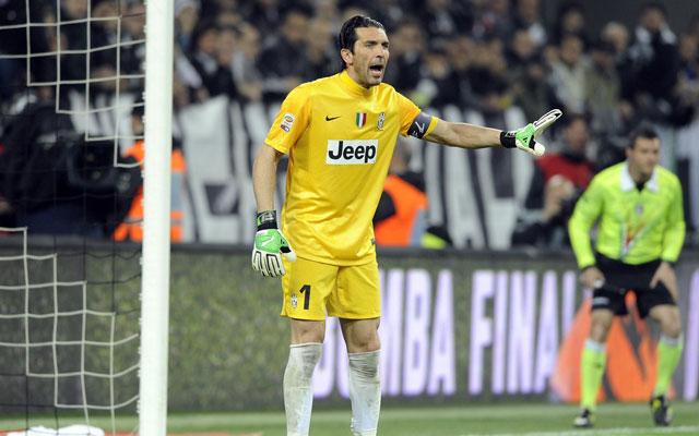 Évekig maradhat még a Juventus kapujában