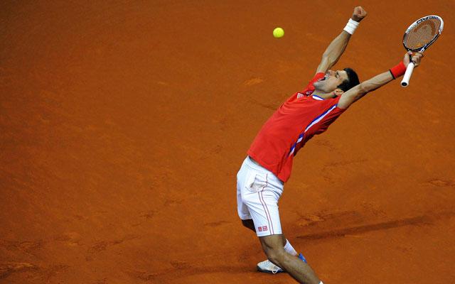 Djokovicsék remek fordítást mutattak be - Fotó: AFP