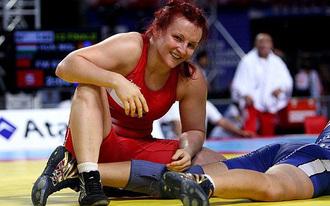 Sastin Marianna vb-döntős, Barka bronzért hajt