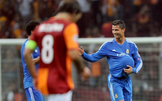 Ronaldo ismét megtalálta a góllövő cípőt - Fotó: AFP