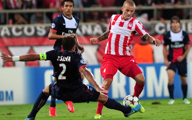 Silva sem állította meg Weisst - Fotó: AFP