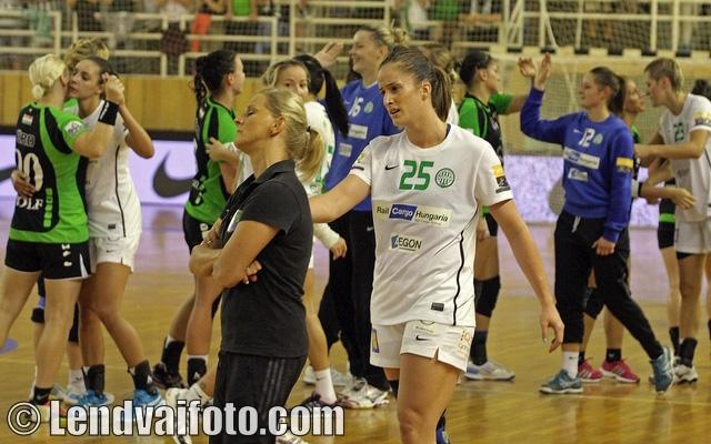 Szabó Edina nem fogadta Nerea Pena üdvözlését? - FotÓ: lendvaifoto.com