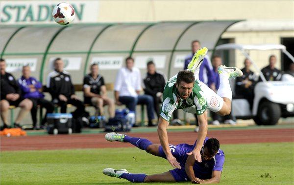 Böde is meglőtte a szokásos gólját - Fotó: MTI