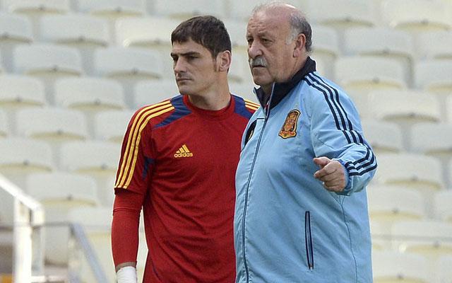 Tényleg minden áron ragaszkodnia kell Casillashoz Del Bosquének?