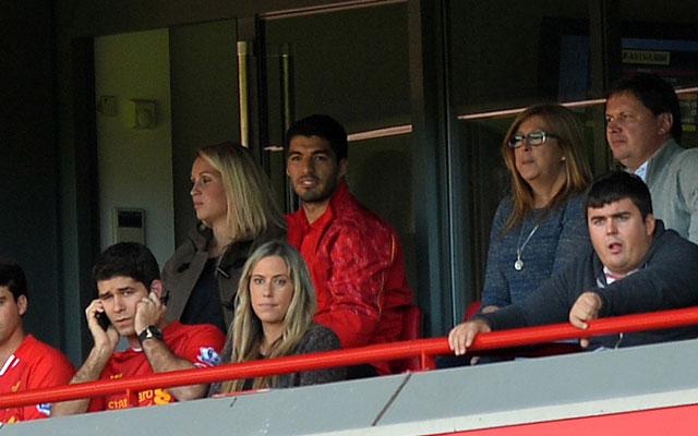 Suárezzel sem biztos, hogy egy csapásra újra belendül a Liverpool - Fotó: AFP