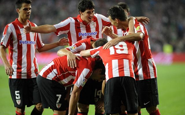 A baszkok hazai pályán győzelemmel búcsúzhatnak a ligától.