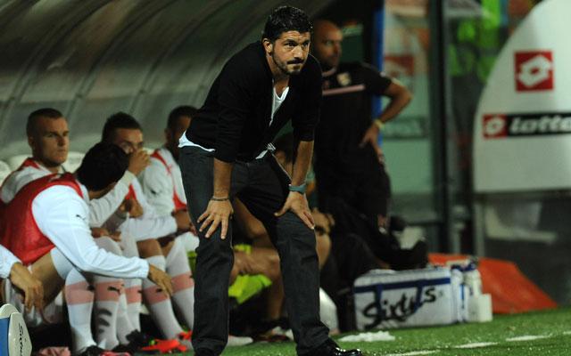 Nem volt hosszú Gattuso palermói karrierje, legalábbis egyelőre