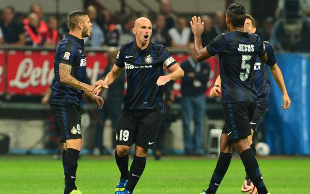 Rossz játékkal nyert fontos meccset az Inter - Fotó: AFP