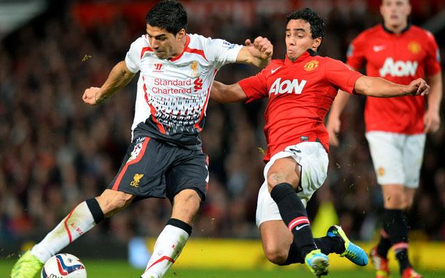 Suárez (balra) hamarosan újra a Liverpool vezére lesz - Fotó: AFP