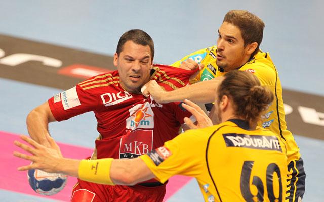 Nehéz siker volt egy nagyon jó csapat ellen - Fotó: MTI, Kovács Anikó