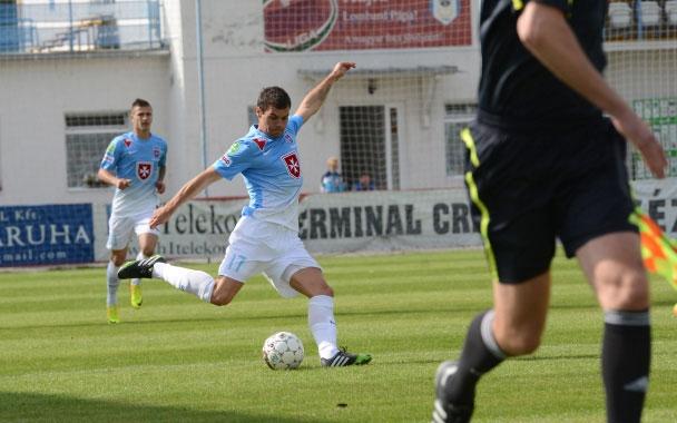 Nikolics már 10 gólnál jár a bajnokságban - Fotó: vidi.hu