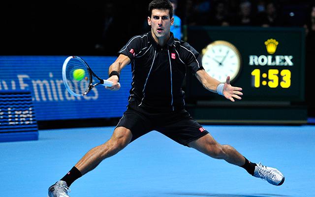 Ki állítja meg Djokovicsot? - Fotó: AFP