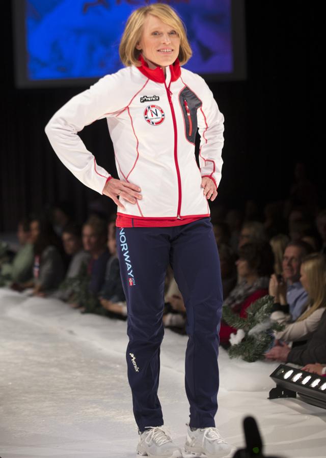 A napokban bemutatták a norvég sportolók olimpiai formaruháit b67ab0686a