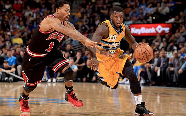 Mi lesz veled Derrick Rose? - Fotó: AFP