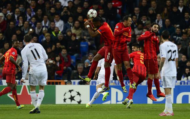 Bale csodás szabadrúgással jelentkezett - Fotó: AFP