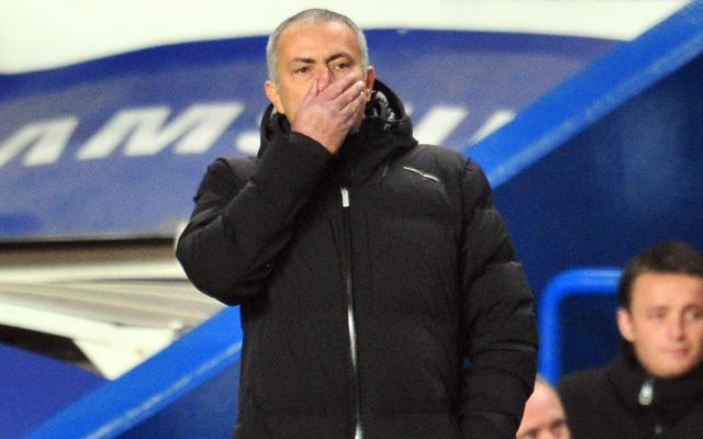 Mourinhónak lesz mit megmagyaráznia - fotó: AFP