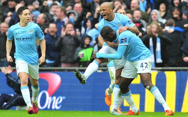 Touré (42) óriási gólt lőtt - Fotó: AFP