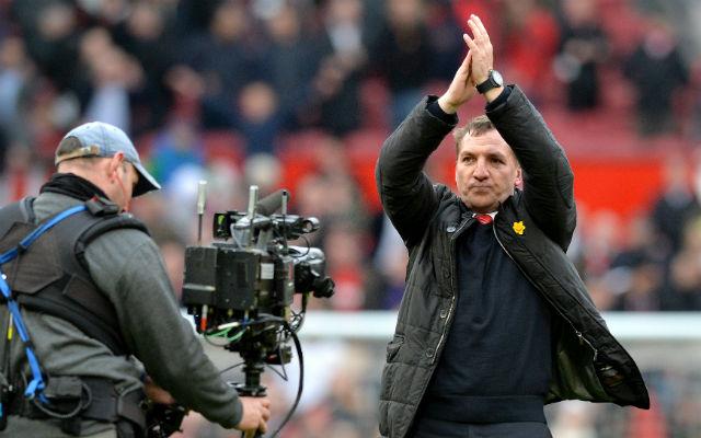 Rodgers együttese nagy lépést tett a bajnoki cím felé - fotó: AFP